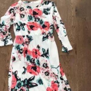 Dresses - Maxi Summer Dress